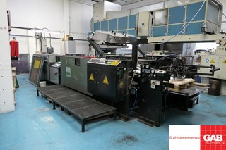 SPS Vitessa Flex G2 Finishing