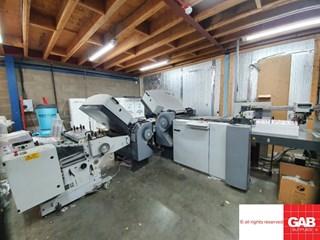 Stahl BUH 66 6-4-1  Folding Machines
