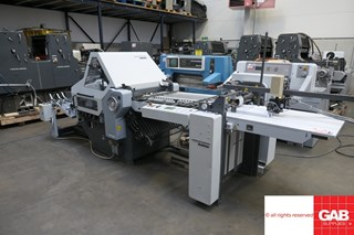 Stahl KD 66-6 KTL Folding Machines