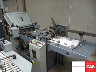 Stahl Stahl Ti52/4-4-KBK-Fi52 Folding Machines
