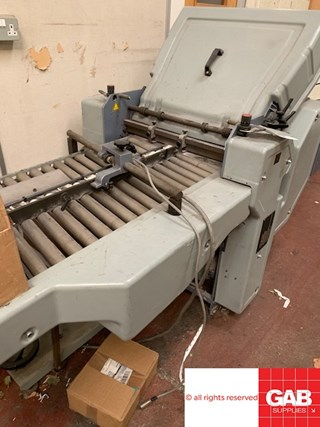 Stahl STAHL Ti 52/4 with KBK/MW-52  Autres machines