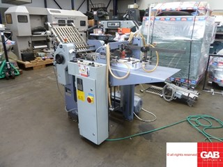 Stahl T 36/4  Folding Machines