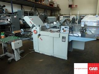 Stahl TI-52/4K paper folding machine  折页机