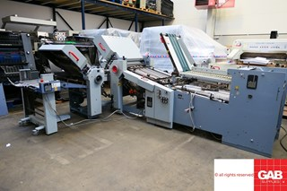 Stahl Ti55/6-52/4-Ri55 Folding machines