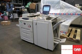 Xerox 4110 Máquinas para impresión digital