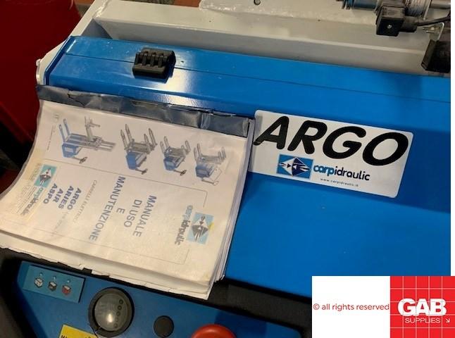 Argo Carpidraulic Argo Carpidraulic
