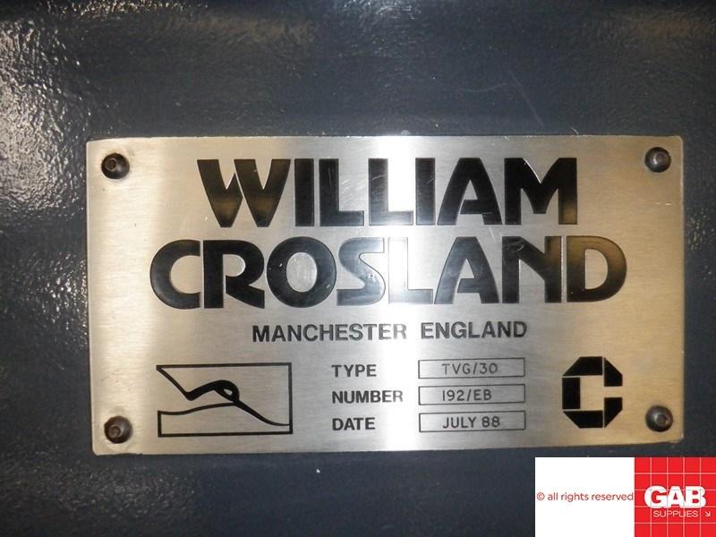 Crosland TVG/30
