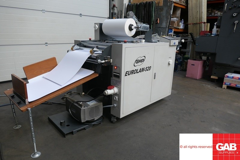 Show details for GMP Eurtolam II-520