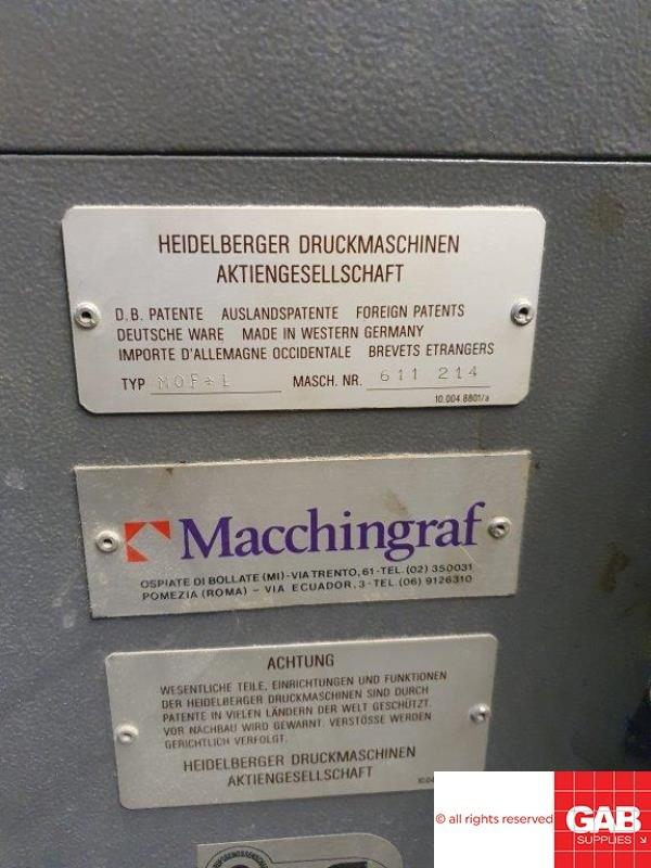 Heidelberg MOF+L