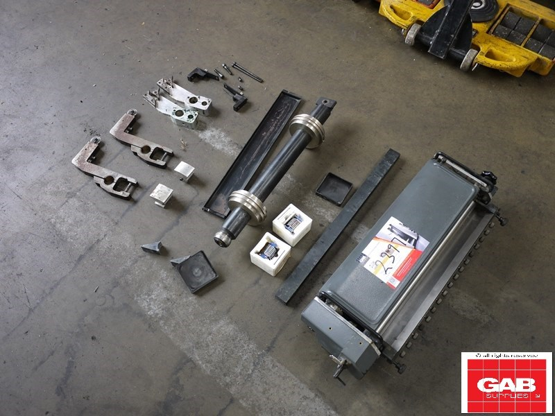 Numbering & Perforating unit for GTO 46