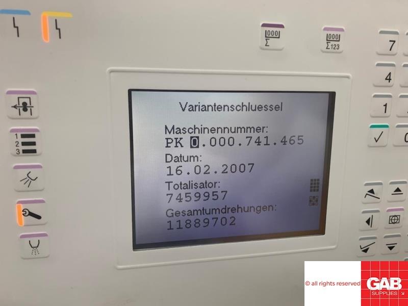 Heidelberg PM 74-2