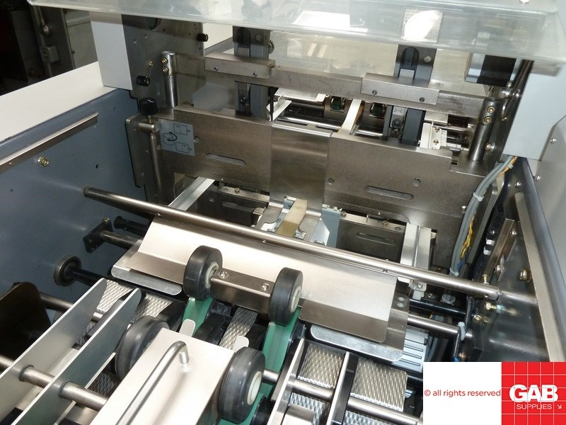 Horizon Booklet Maker - SPF-10A + VAC-100A + VAC-100C