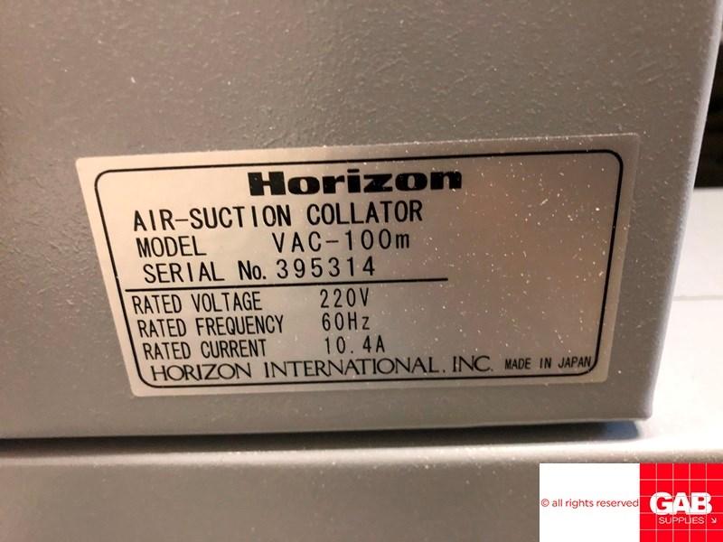 Horizon VAC-100a VAC-100m SPF-20A FC-20A