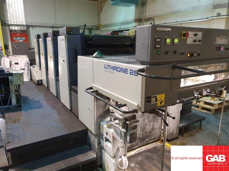 Komori Lithrone L428 ES