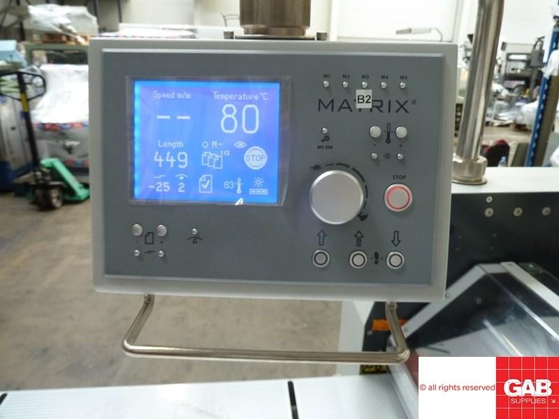 Matrix  MX-530 P laminator