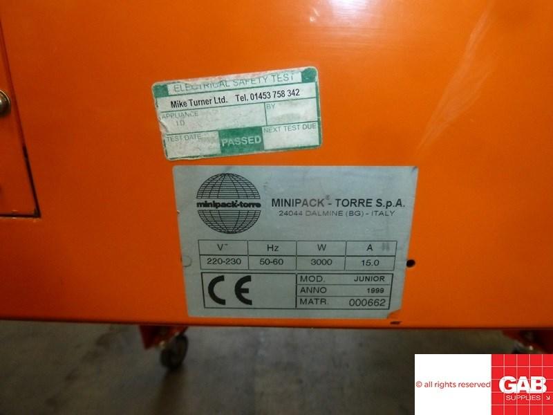 Minipack-Torre Junior