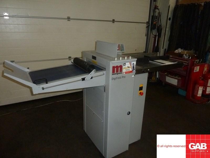 Morgana Digifold Pro - Folding & Creasing Machine