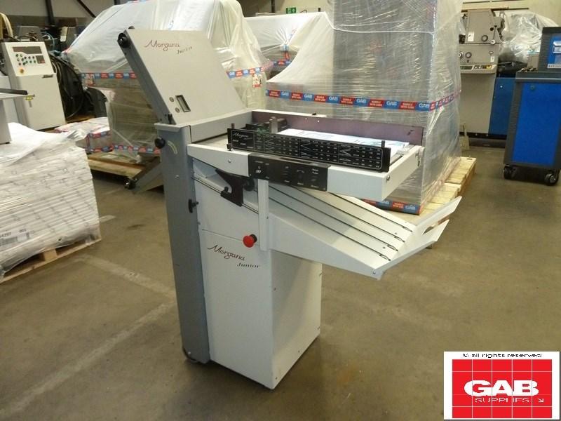 Show details for Morgana Junior 90422 paper folding machine