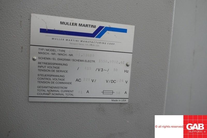 Müller Martini Presto