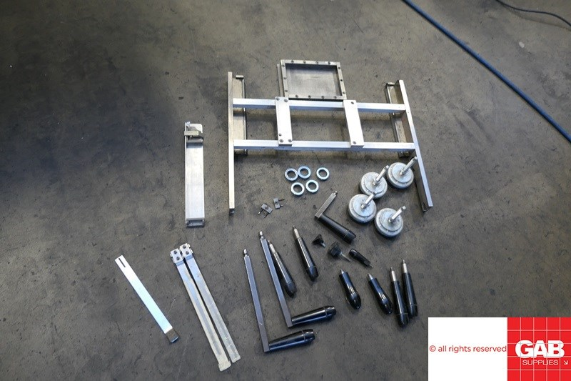 PB&E HK10-3 FOIL MARKING MACHINE