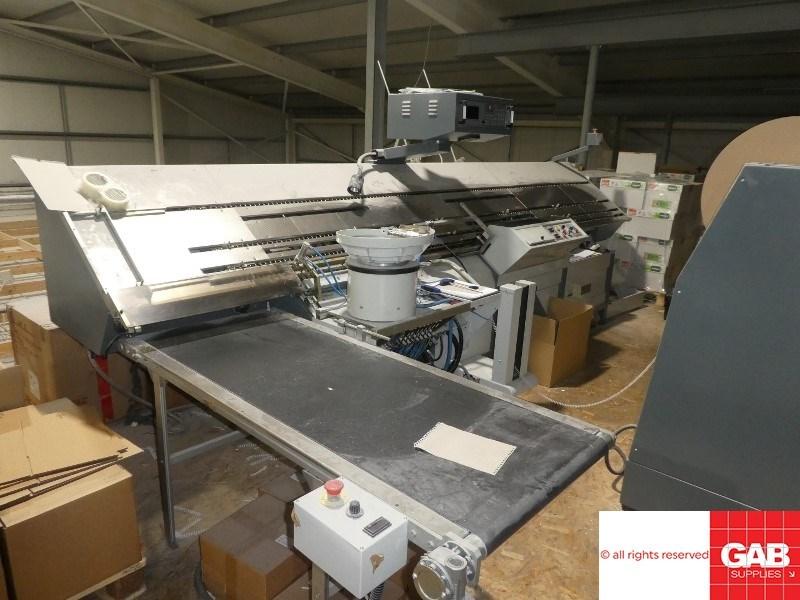 Rilecart Rilecart PB-796 MK2 - Calender making machine
