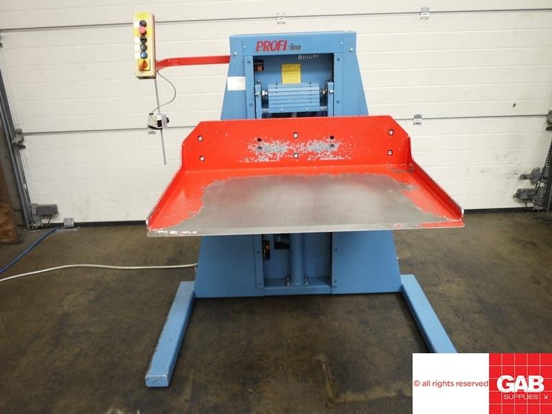 Schneider Profiline PL10-600-H pile hoist