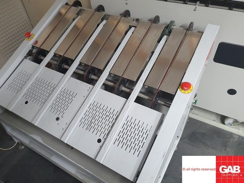 Screen Plate Rite 8100