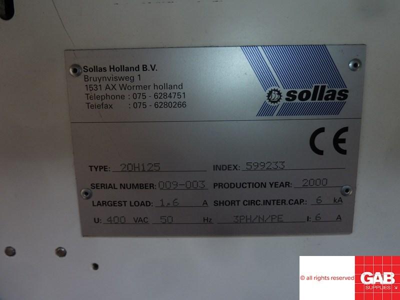 Sollas 20H125
