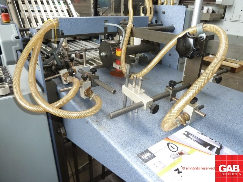 Stahl T36 4-4 pharmaceutical folder