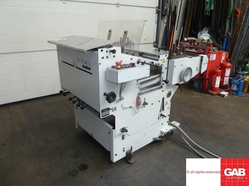 Stahl VSA 66 vertical pressure stacker