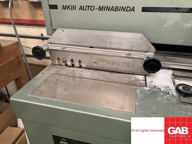 Sulby Auto Minibinda MKII