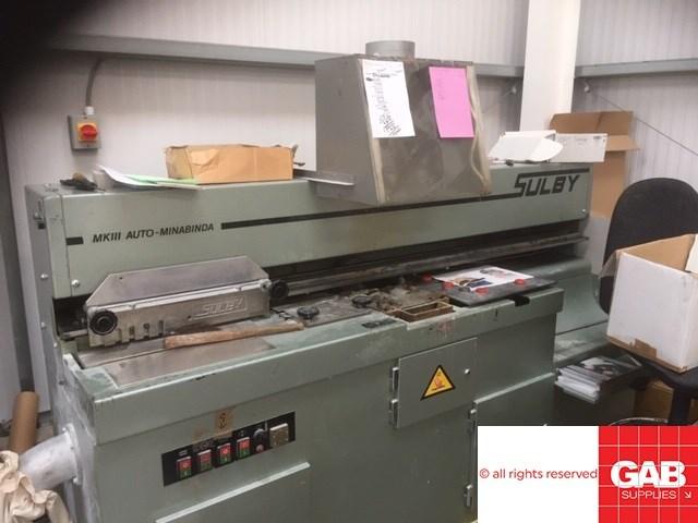 Sulby MKIII perfect binder