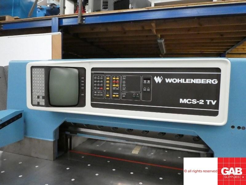 Wohlenberg 92 MCS-2 TV