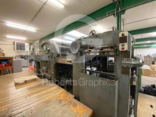 BOBST   SP 1260E Die Cutters - Automatic and Handfed