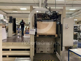 BOBST   SP 102 E11 Die Cutters - Automatic and Handfed