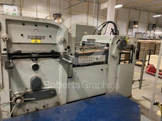 BOBST   SP 1080 E Die Cutters - Automatic and Handfed