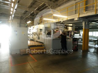 BOBST   SP 1600E Die Cutters - Automatic and Handfed