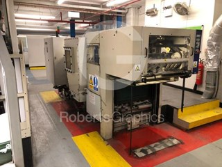 BOBST    SP 76 E Die Cutters - Automatic and Handfed