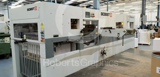 BOBST   COMMERCIAL 106 Die Cutters - Automatic and Handfed