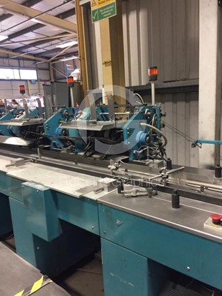 BUHRS   MTR Packing Machines
