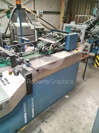 BUHRS   3000 Wrapping Machines