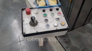 BUSCH   SWH 125 RLA Pile turner / elevator
