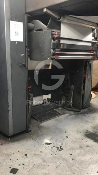 GOSS   M600 ROTATIVES COMMERCIALES/MAGAZINES