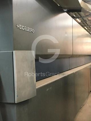 HEIDELBERG HARRIS   M600 Heatset