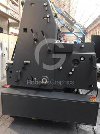HEIDELBERG   GTO 52+ 单张纸胶印机