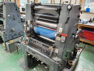 HEIDELBERG   GTO 52+ Sheet Fed