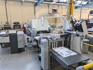 HEIDELBERG   CH56 4KTL Plegadoras de papel