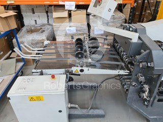 HEIDELBERG   KH66 6KTL Plegadoras de papel
