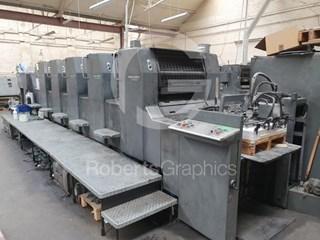 HEIDELBERG   SPEEDMASTER 74 5P3 Machines offset à feuilles