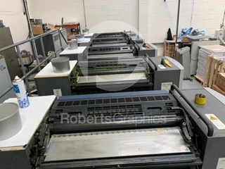 HEIDELBERG   SPEEDMASTER 74 5 Sheet Fed